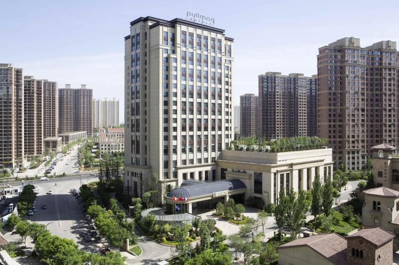 Pullman Taiyuan Over view